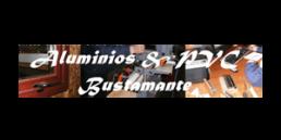 aluminio & pvc bustamante logo