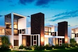 perfiles de pvc para condominios