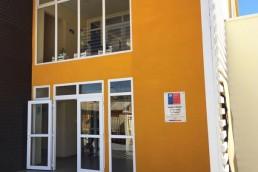 establecimientos educacionales con ventanas de pvc
