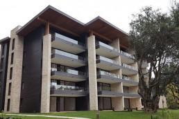 edificio pinares de pucon