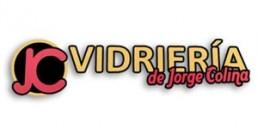 vidriera jorge colina logo