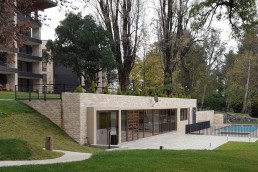 club house pinares de pucon
