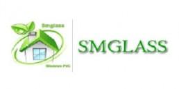 sm glass logo