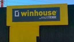 fachada winhouse temuco