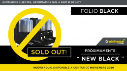 Folio Black Sold out