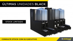 ultimas unidades perfiles black